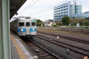 【1】片品村へ 八高線が一部不通 小川町駅で途方に暮れる