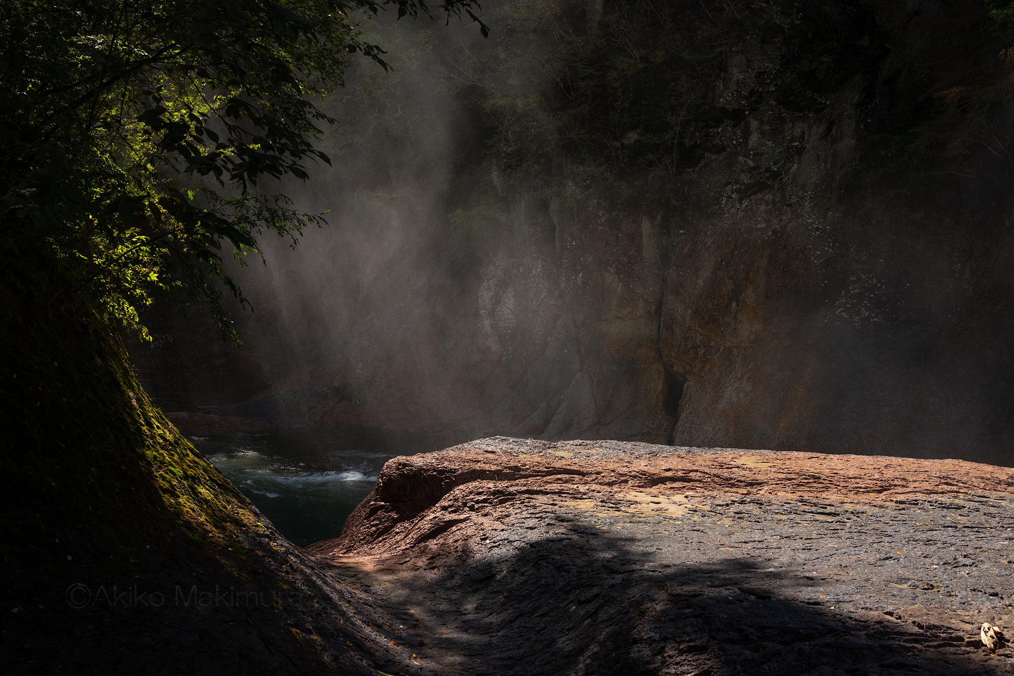 た:滝は吹割 片品渓谷(上毛かるた)~群馬県片品村へ3~
