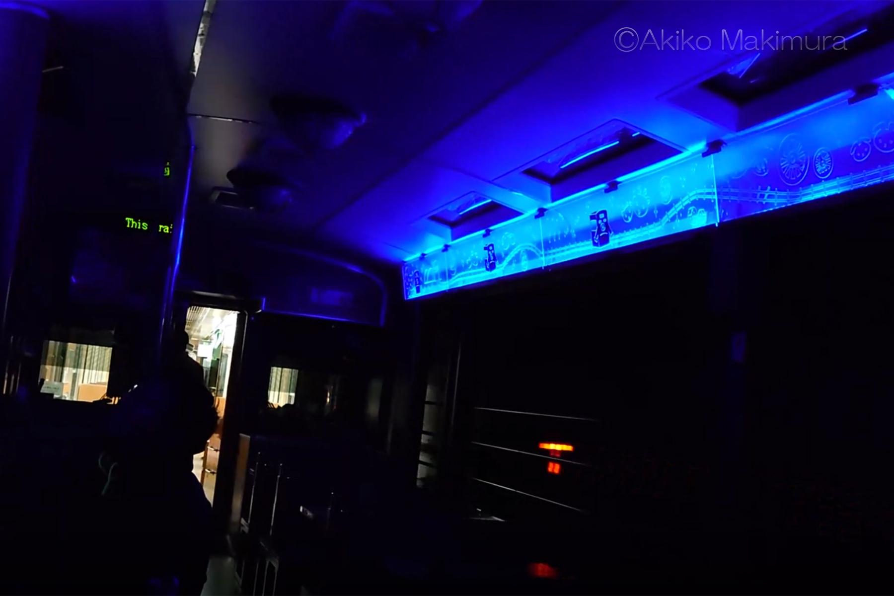 【6】トロッコ列車で走る草木トンネル わたらせ渓谷鉄道の旅