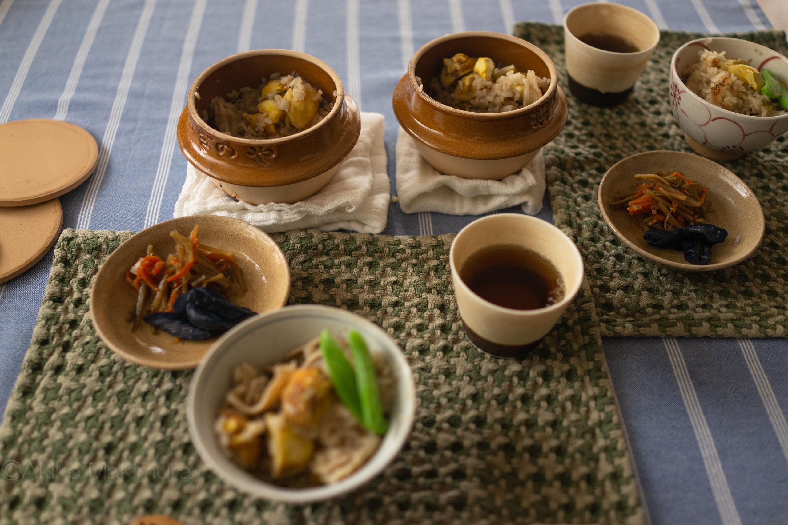 横川の釜飯、器の再利用で2度美味しい