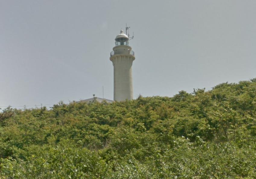 恋する灯台 艫作埼灯台への道は遠く