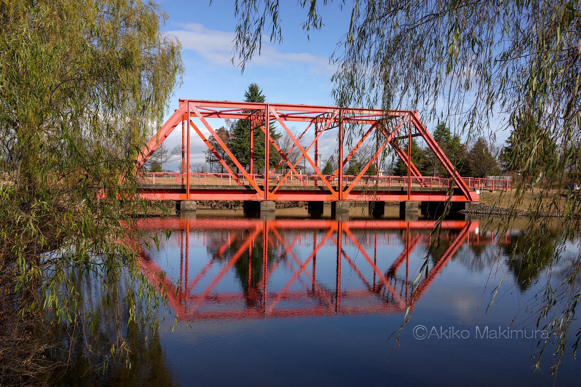 【2】鉄道橋から道路橋、そして保存橋へ 終の棲家をみつけた旧越路橋